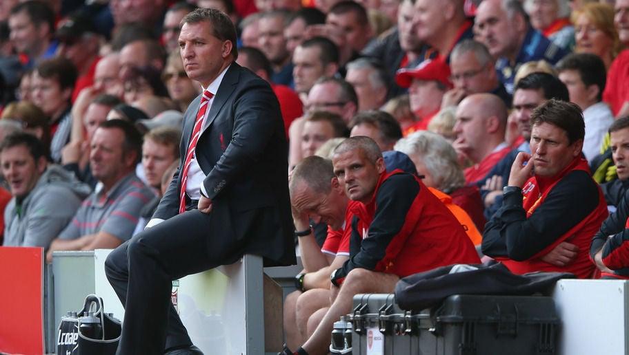 Sự non nớt của Brendan Rodgers