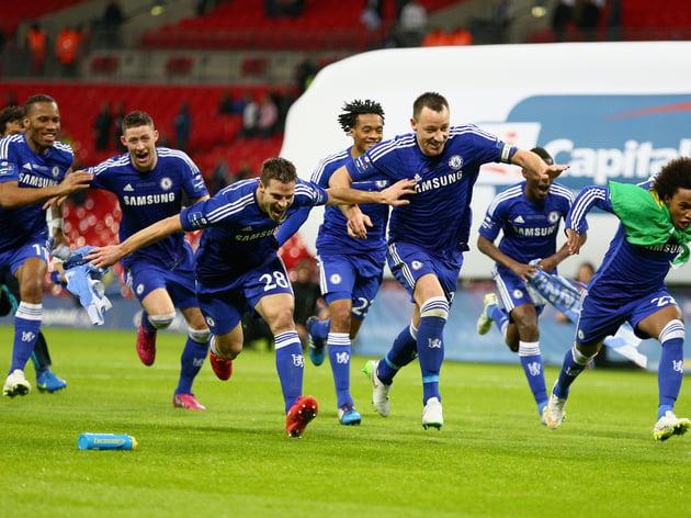 """Wembley sắp sửa trở thành """"nhà mới"""" của Chelsea"""