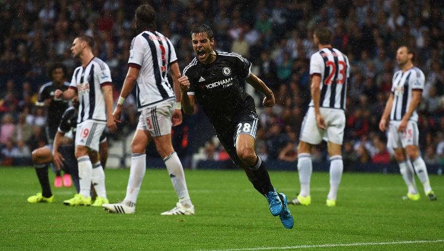 West Brom 2-3 Chelsea: Kịch tính đến tận phút chót