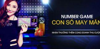 Tham gia Number Game M88 nhận thưởng hấp dẫn