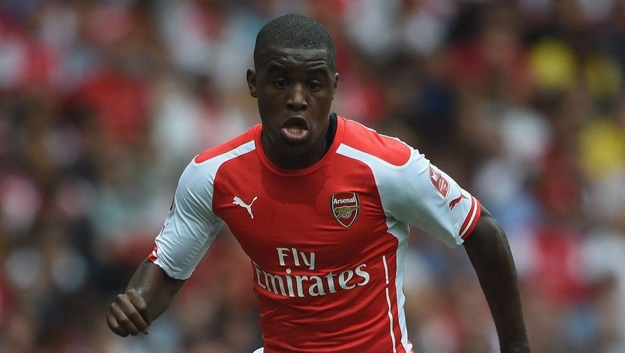 Sao trẻ Arsenal được Rennes đặt vấn đề