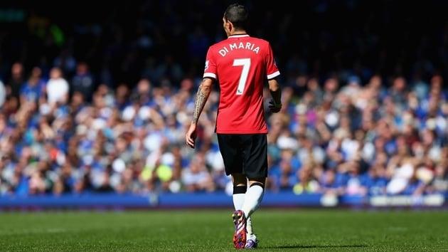 Vì sao Di Maria rời Man United tới PSG ?