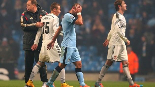 Vincent Kompany: 'Manchester City cần biến khát khao thành hành động'