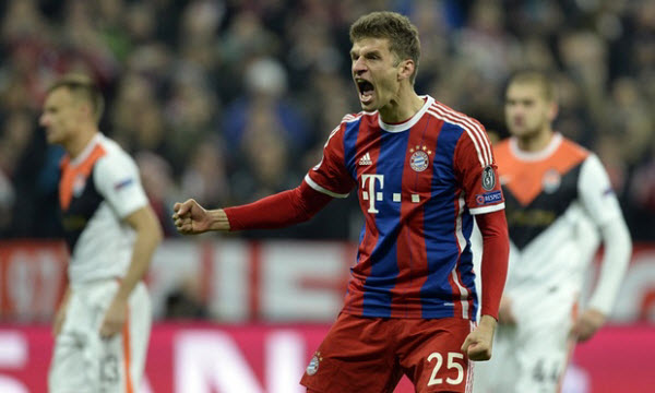 Arsenal vs Bayern Munich 01h45, ngày 21/10