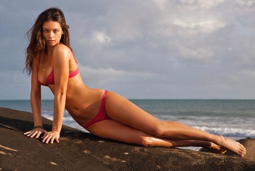 Siêu mẫu Michelle Vawer