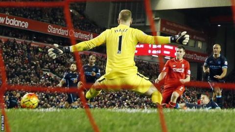 Liverpool đánh bại Mancity