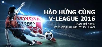 v league m88 2016