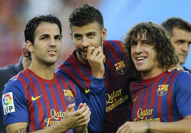 Fabregas tiết lộ siêu quậy của Barcelona