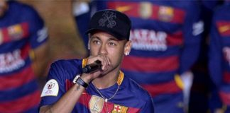 Neymar xác nhận tương lai tại Barca