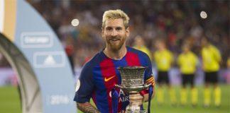 Lionel Messi có danh hiệu thứ 29