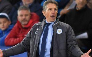 Claude Puel hướng tới mục tiêu lâu dài tại Leicester