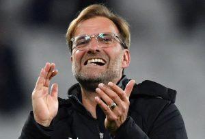 HLV Antonio Conte khen ngợi Jurgen Klopp
