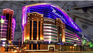 Các casino ở Detroit đạt doanh thu kỉ lục trong tháng 3
