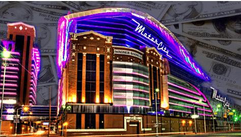 Các casino Detroit đạt doanh thu kỉ lục tháng 3