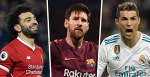 Henderson:  Salah được so sánh với Messi & Ronaldo