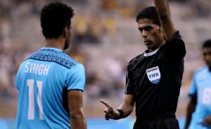 Trọng tài World Cup đối mặt với vụ điều tra tham nhũng sau khi bị cáo buộc đòi tiền