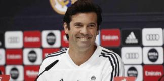 Thắng đậm, Solari ghi công các cầu thủ Real Madrid