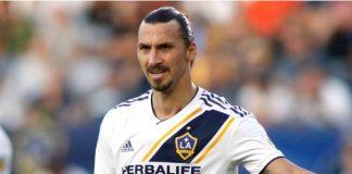 AC Milan loại trừ việc mượn Zlatan Ibrahimovic từ LA Galaxy trong tháng Một