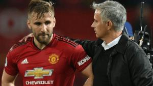 Luke Shaw: Những nỗ lực của Jose Mourinho tại Manchester United không nên bị xem nhẹ