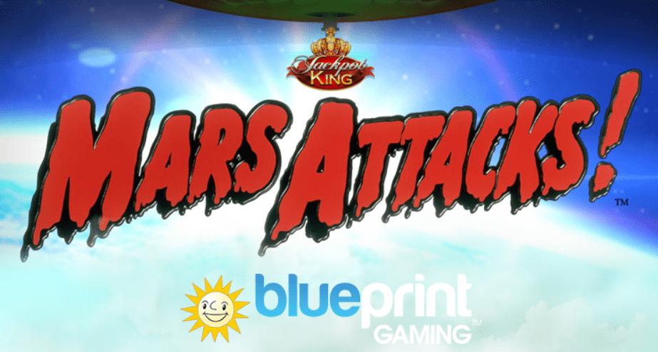 Blueprint Gaming hợp tác với Warner Bros. ra mắt máy đánh bạc Mars Attacks! mới