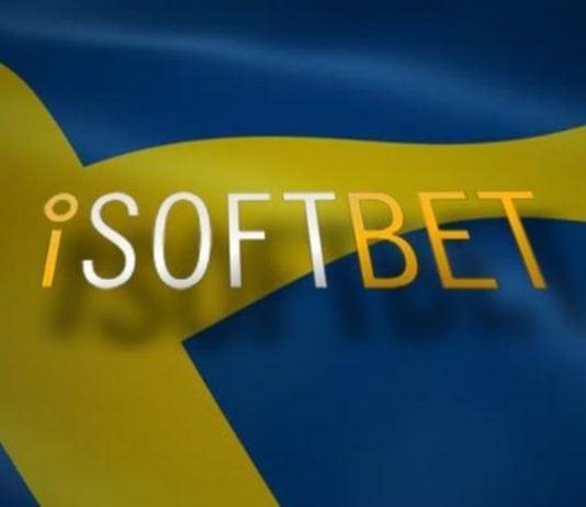 iSoftBet nhận giấy phép Thụy Điển