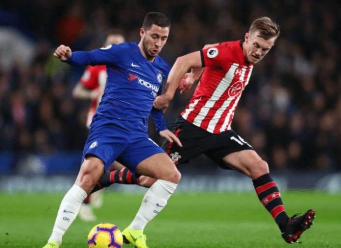 Chelsea có trận hòa đầy thất vọng trước Southampton