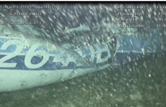 Cơ quan điều tra tai nạn hàng không cố gắng khôi phục thi thể trong vụ rơi máy bay chở Emiliano Sala
