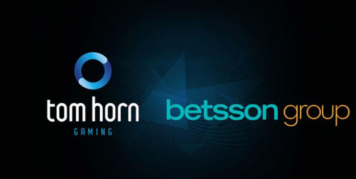 Tom Horn mở rộng phạm vi tại Lithuania với Betsafe.It