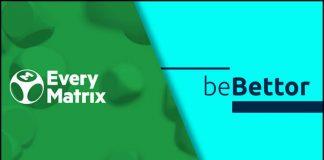 EveryMatrix Software Limited hợp tác với beBettor Limited