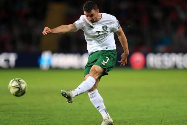 Đội trưởng Cộng hòa Ireland Coleman