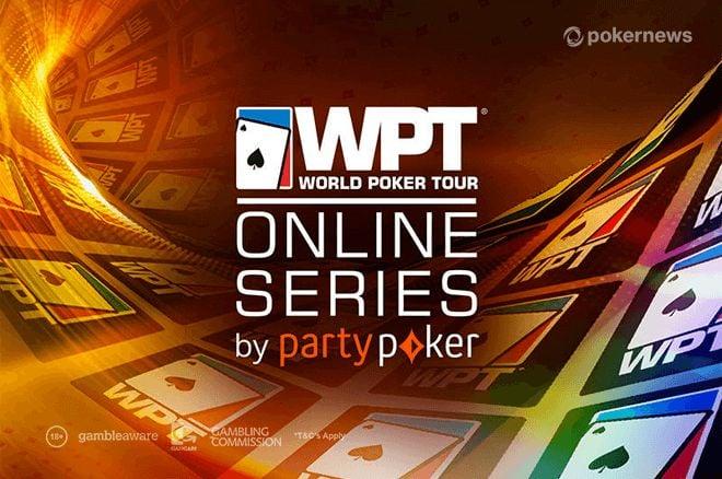 WPT Online trên Partyporker