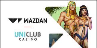 Wazdan cung cấp trò chơi đánh bạc trực tuyến