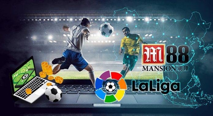 M88 trở thành Đối tác Cá cược với La Liga