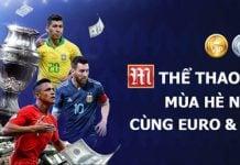 Hoan tra Euro va Copa America