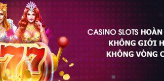 Thưởng hoàn trả 0.8% khi cá cược tại Casino Slots